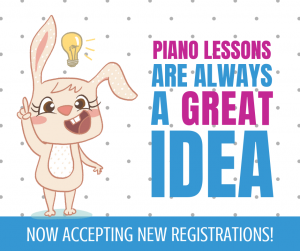 Piano lessons preschool school age adults in Wenatchee