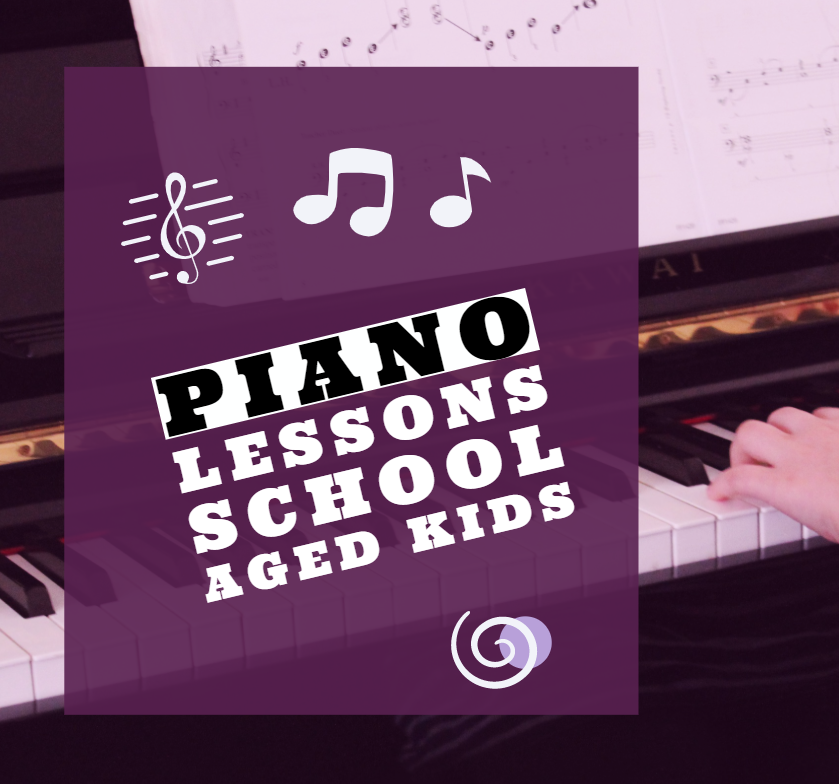 Piano lessons wenatchee school age kids