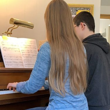 piano lessons advanced highschool Wenatchee Cashmere preschool kindergarten