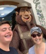 Found the Yeti in Leavenworth